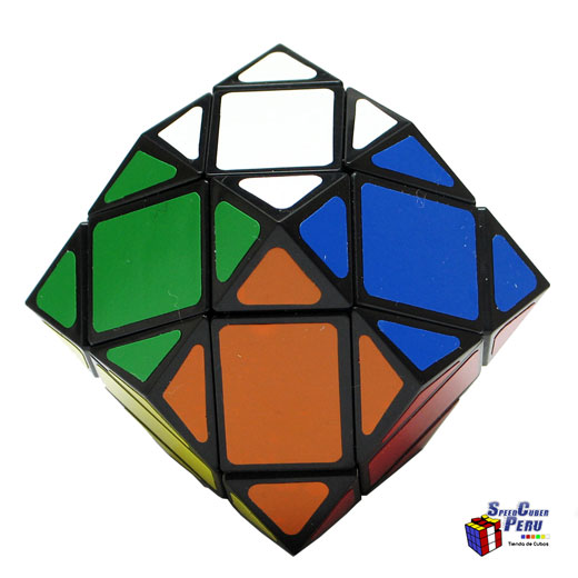 Dodecahedron-Diamond-Lanlan-3×3,40