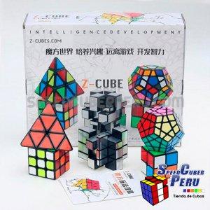 Set o Pack de Cubos Z-Cube