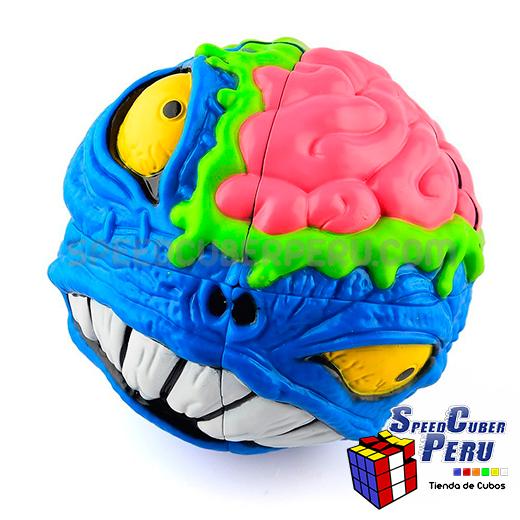 MAD HEDZ Crazy Breath 68mm 2x2x2 Puzzle Head Cartoon