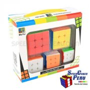 MoFangJiaoShi Pack 3x3 Mini´s