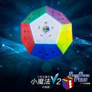 Yuxin Little Magic Megaminx V2