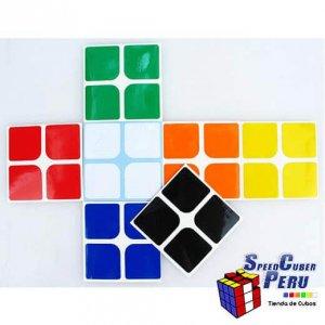 Z-Stickers 2x2 WitTwo (Standar)