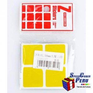 Z-Stickers 2x2 Dayan 50mm (Standar)