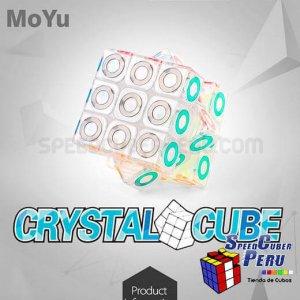 MoFangJiaoShi 3x3 Crystal – Ring