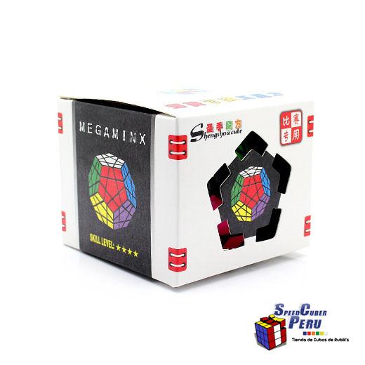 Megaminx Shengshou 4
