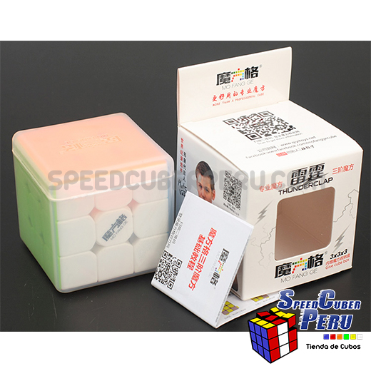 3x3x3 Qiyi Thunderclap