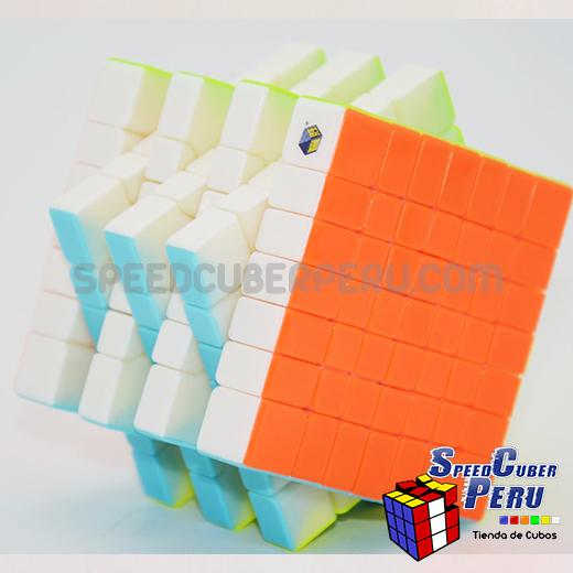 7x7x7 Yuxin Huanglong
