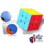 Cubo de Rubik QiYi Warrior W 3x3x3