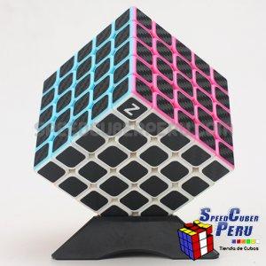 Z-Cube 5x5x5 with black carbon-fibre stickers