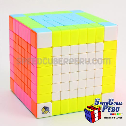 YuXin Huanglong 8x8x8