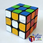 Z-Cube 3x3x3 with Carbon Fiber stickers