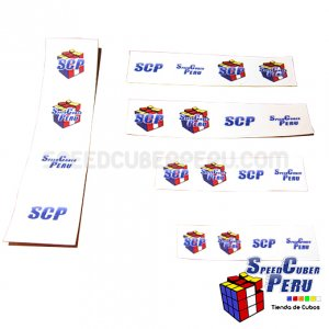 Logos de Speedcuber Perú