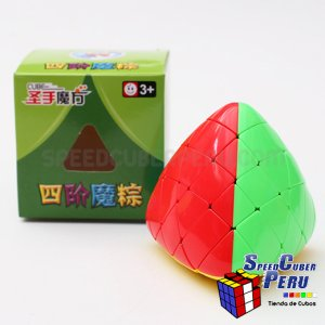 Shengshou 4x4 Mastermorphix stickerless