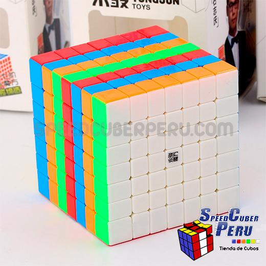 YJ GuanFu YuFu 7×7 Cube