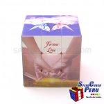 YuXin Love Cube 3x3x3 con un anillo