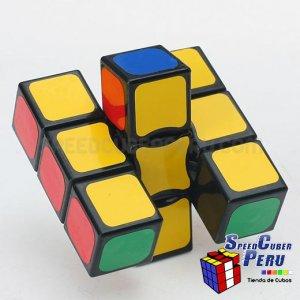 Z-Cube Floppy 1x3x3 con fondo negro