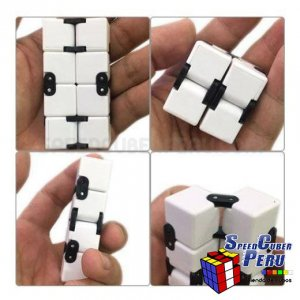 Infinity Cube color blanco