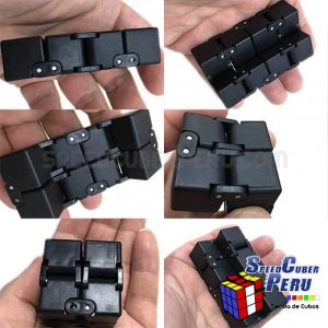 Infinity Cube color negro