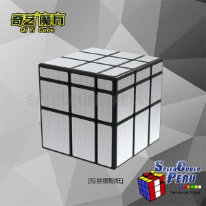 Qiyi 3x3 Mirror con stickers