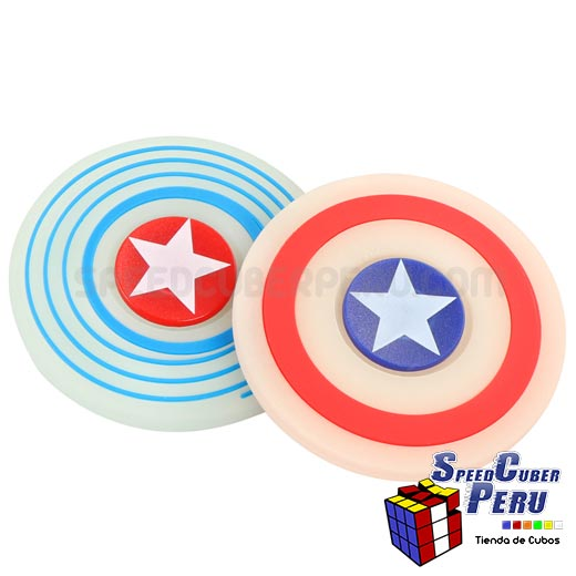 Spinner-Capitan-America-Brillante-1