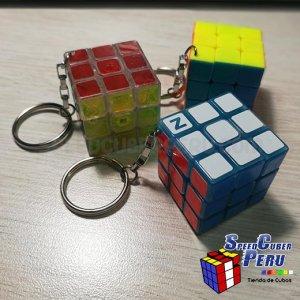 Llavero de 3x3 marca Z-Cube 25 mm