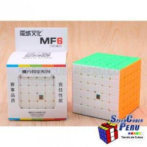 MoFangJiaoShi 6x6 - MF6