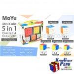 MoFangJiaoShi Pack 3×3 Mini´s