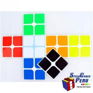 Z-Stickers 2x2 WitTwo (Full Bright)