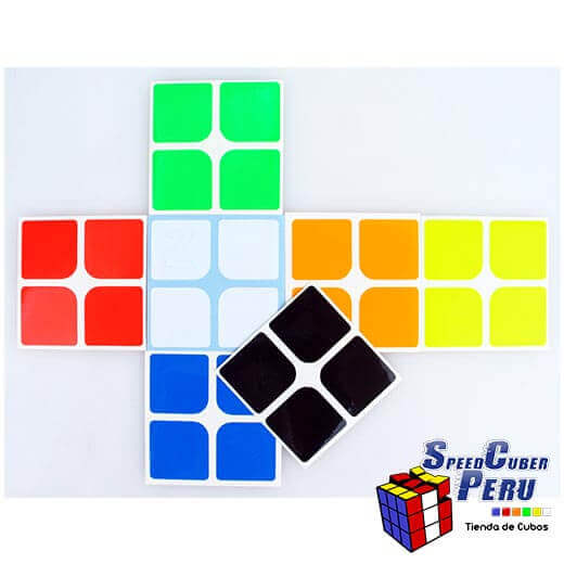 Z-Stickers 2×2 Dayan 50mm (Full Bright)