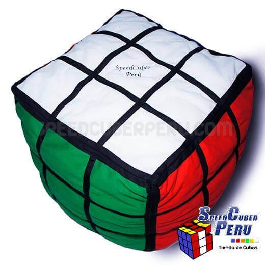 Cubo 3×3 de Peluche