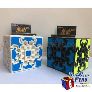 HelloCube MoHuan 3x3 Gear Cube V1
