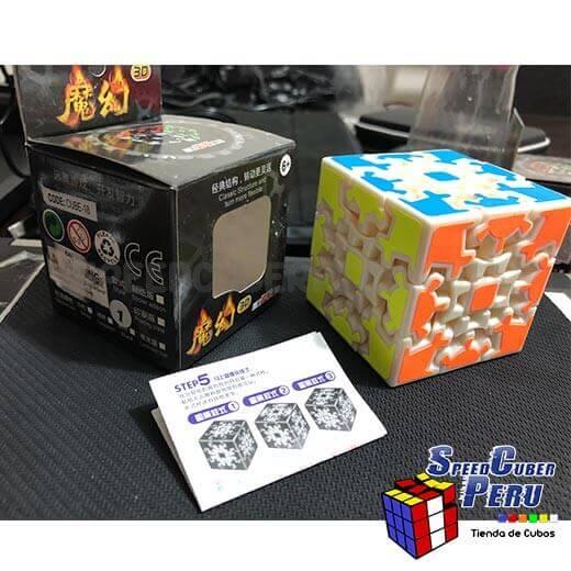 HelloCube MoHuan 3×3 Gear Cube V1