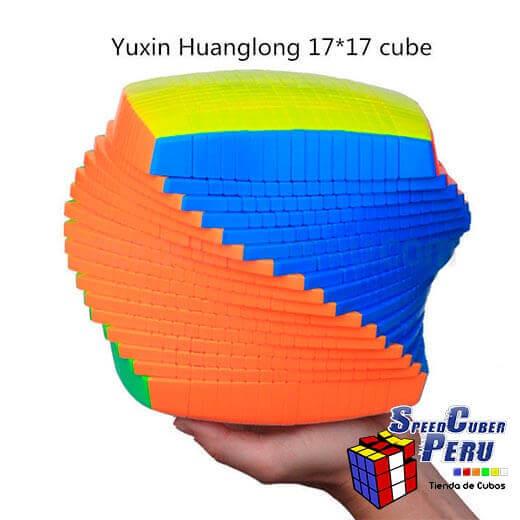 Yuxin HuangLong 17x17x17