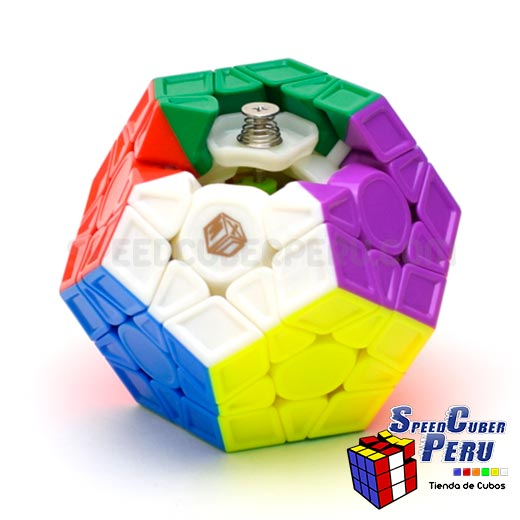 QiYi Galaxy Megaminx V2 Magnetic ( sculpture )