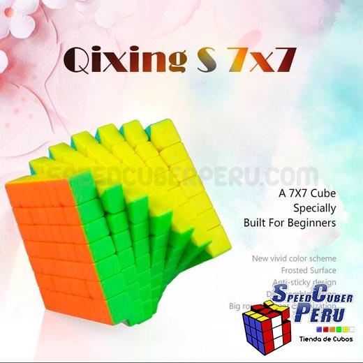 QiYi QiXing 7×7 S Cube