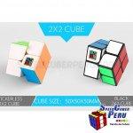 MoFangJiaoShi Set o Pack del 2x2x2 al 7x7x7