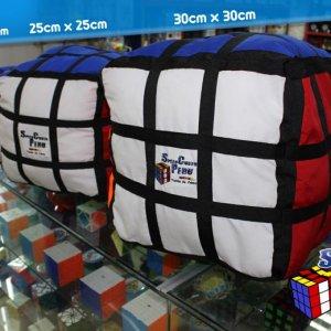 Cubo de peluche 3x3x3 - Cojín / Almohada