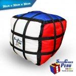 Cubo de peluche 3x3x3 – Cojín / Almohada