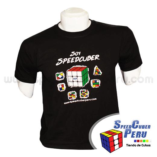 """Polo """"Soy Speedcuber"""""""