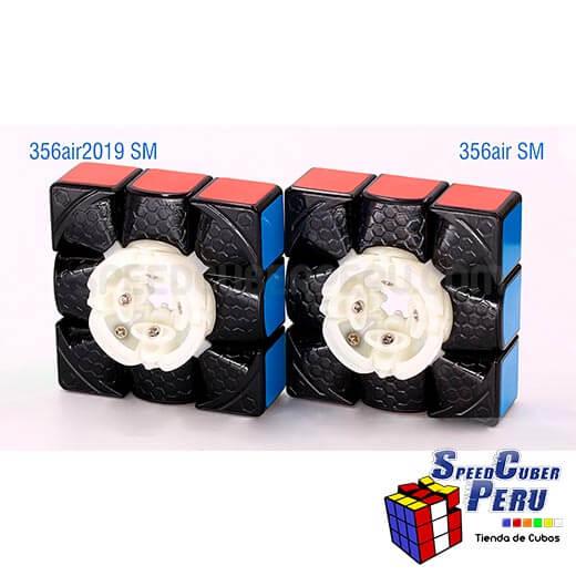 Cubo Rubik 3x3x3 Gan 356 Air SM 2019 2