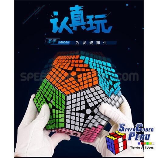 ShengShou 8×8 Megaminx Dodecahedron