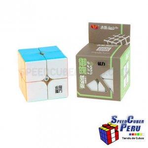 YJ YuPo Cubo 2x2x2 plus Magnético