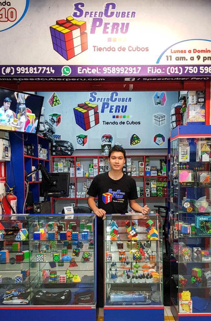 Tienda de cubo mágico Rubik Independencia Perú