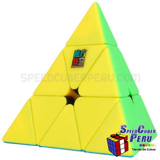 moyu-meilong-pyraminx-cube-stickerless-2