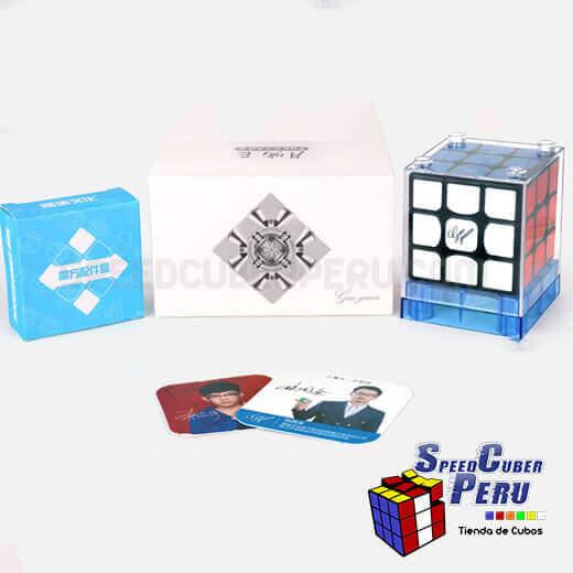 Moyu-YueXiao-E-3x3x3-Negro