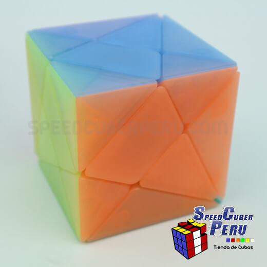 QiYi-3×3-Axis-Cube-transparente