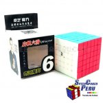 QiYi-6×6-QiFan-stickerless