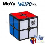 MoYu-WeiPo-WR-2x2x2-Cube-Negro