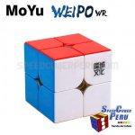 MoYu-WeiPo-WR-2x2x2-Cube-Stickerless