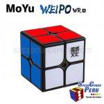 MoYu-WeiPo-WR-M-2x2x2-Cube-Negro